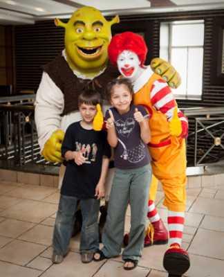 Макдоналдс  навсегда