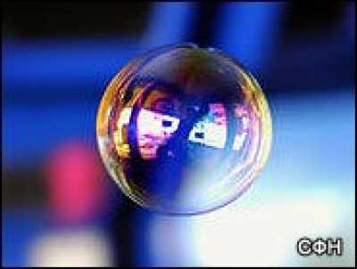Нанотехнологи освоили надувание пузырей