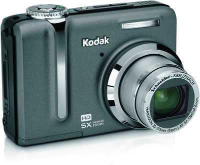 EasyShare Z1275: 12-мп цифрокомпакт от Kodak
