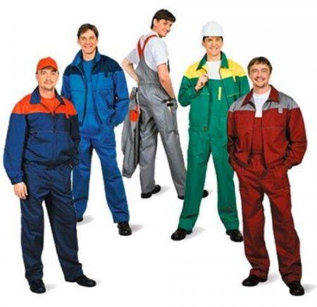 Классификация рабочей одежды по назначению и виду
