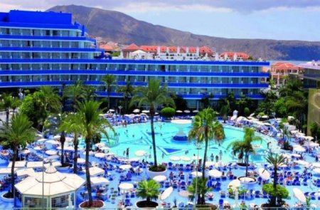 Особенности отелей Испании