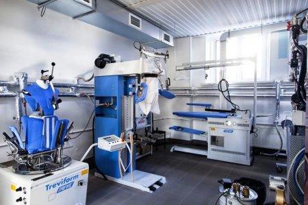 Некоторые типы оборудования для химчистки