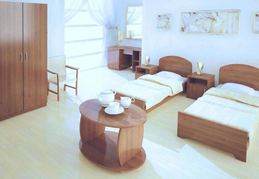 Как выбрать мебель для гостиниц