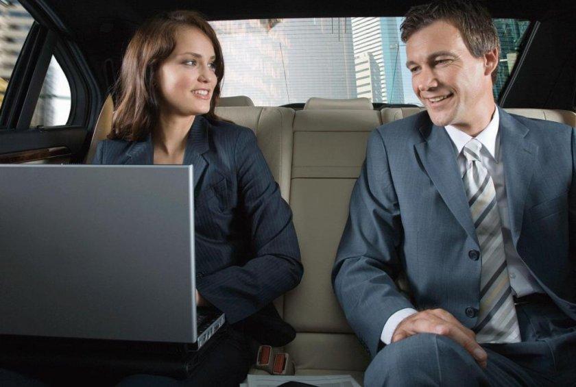 Где заказать такси для междугородней деловой поездки?